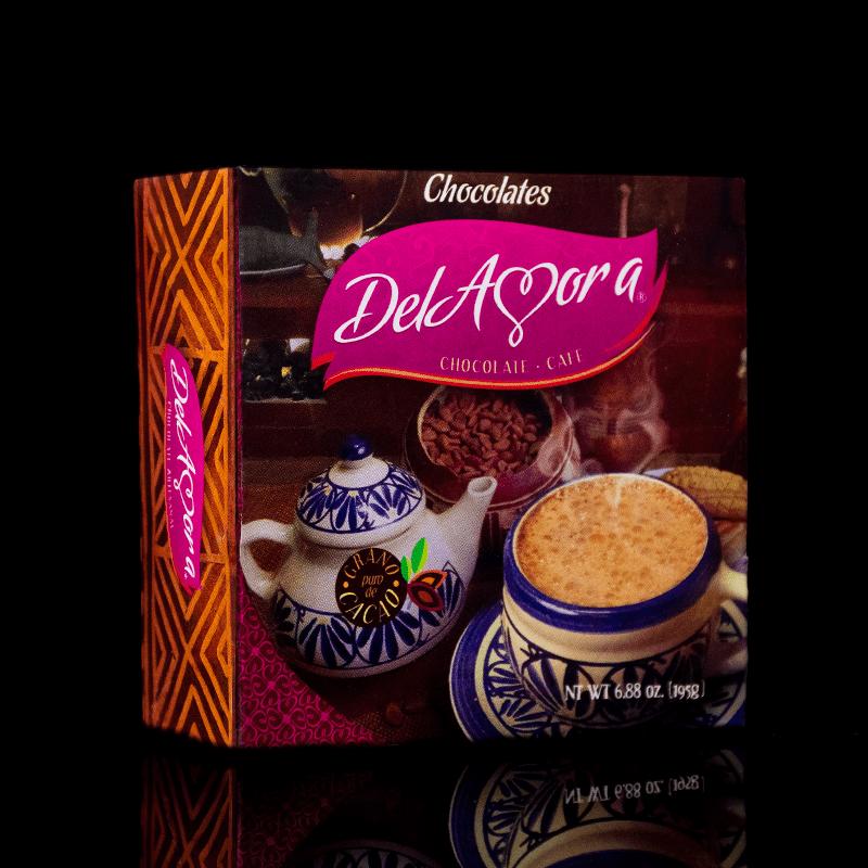 Tablillas Chocolate-Café